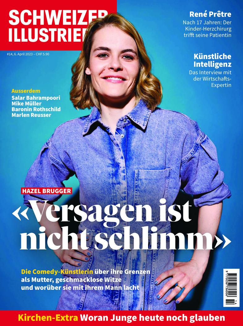Schweizer Illustrierte thumbnail